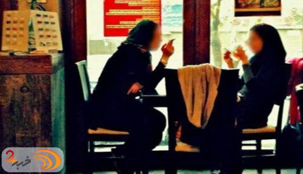 عکس خبري -عوارض سيگار براي زنان ده برابر مردان