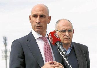 عکس خبري -رئيس فدراسيون فوتبال اسپانيا جام قهرماني لاليگا را به رئالمادريد نميدهد!
