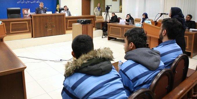 عکس خبري -حقيقتي  پيرامون اعدام سارقان مسلح