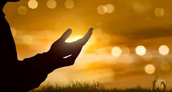 عکس خبري -دعاي جمعي بهتر است يا دعاي فردي؟