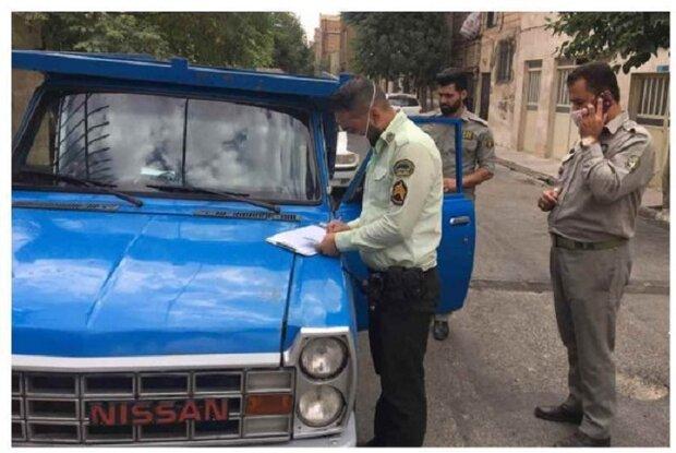 عکس خبري -کشف محموله غيرمجاز پرنده وحشي در جنوب شرق استان تهران