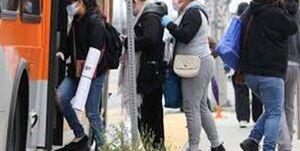 عکس خبري -طغيان کرونا در کاليفرنيا؛ نرخ بالاتر مرگ و مير در سياهان،لاتين تباران و افراد کم درآمد