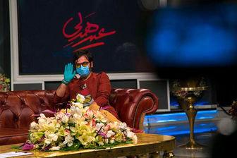 عکس خبري - نگراني عباس غزالي براي بازيگران پيشکسوت