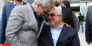 عکس خبري -نماينده سابق رشت رئيس سازمان نقشه برداري شد