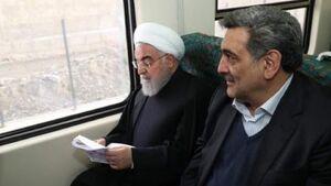 عکس خبري -رئيسجمهور دستکم موافقان سياسي خود را تحمل کند