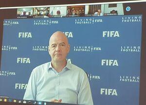عکس خبري -تلاش فيفا براي انتقال وجوه فدراسيون فوتبال ايران