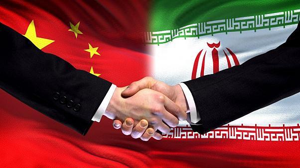 عکس خبري -قرارداد راهبردي ?? ساله ايران و چين توافق برد-برد است