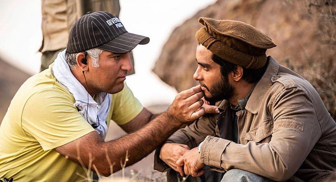 عکس خبري - «ساعد سهيلي» در شمايل طالبان/ عکس