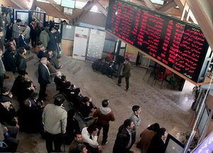 عکس خبري -حضور ?? ميليون نفر سهامدار در بورس تهران