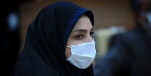 عکس خبري -ايست خبرنگاران پشت چراغ قرمز سخنگوي وزارت بهداشت!