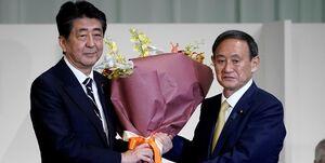 عکس خبري -کابينه ژاپن استعفا کرد