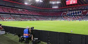 عکس خبري -اجازه بازگشت تماشاگران به ورزشگاه هاي آلمان داده شد