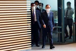 عکس خبري -سوگا رسماً نخستوزير ژاپن شد