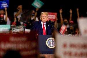 عکس خبري -7 دليل پيروزي احتمالي دونالد ترامپ در انتخابات آمريكا چيست؟