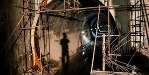عکس خبري -چراغ سبز دولت براي تامين منابع مالي مترو