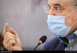 عکس خبري -نمکي: در آينده يکي از کشورهاي پيشتاز در دستيابي به واکسن کرونا خواهيم بود
