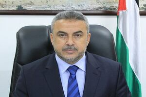 عکس خبري -حماس: حکام عرب راه کويت را در پيش بگيرند