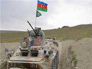 عکس خبري -برگزاري رزمايش بزرگ ارتش جمهوري آذربايجان