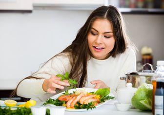 عکس خبري -چند ماده خوراكي كه باعث هضم سريعتر غذا ميشود