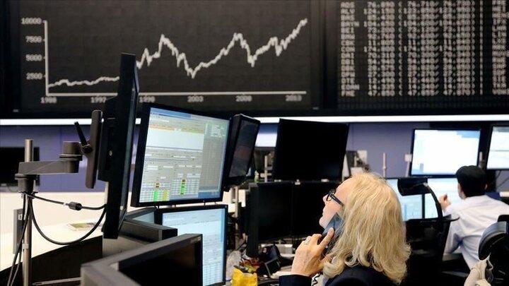 عکس خبري -سير نوساني ارزش سهام در بازارهاي بورس اروپا