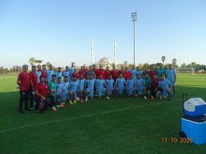 عکس خبري -اُکتبرِ آرام براي فوتبال آسيا؛ فدراسيون فوتبال نوامبر را از دست ندهد