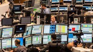 عکس خبري -افت ارزش سهام در بازار بورس اروپا