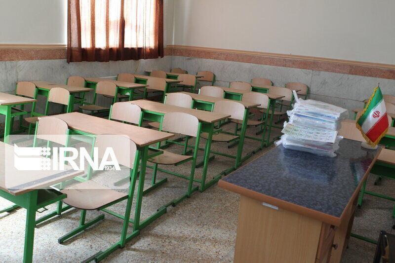 عکس خبري -تمامي مدارس در سه شهر قرمز کرونايي مازندران تعطيل است