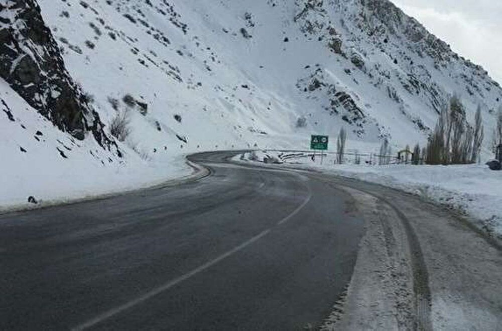عکس خبري -جادههاي مازندران خلوت شد
