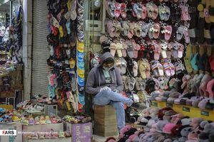 عکس خبري -چند درصد اصناف تهران اجازه فعاليت دارند؟