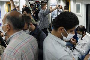 عکس خبري -واکنش مترو به تصاوير ازدحام جمعيت