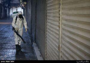 عکس خبري -بازار بزرگ تهران ? هفته تعطيل است