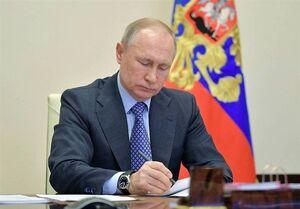 عکس خبري -پوتين اقدامات ضدتحريمي روسيه را تا پايان سال ???? تمديد کرد
