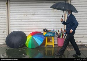 عکس خبري -احتمال وقوع سيل در تهران