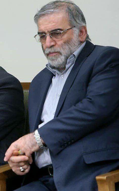 عکس خبري - فخريزاده، دانشمند هستهاي کشور به شهادت رسيد