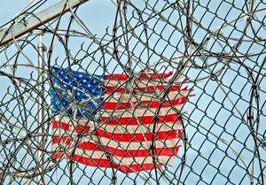 عکس خبري -?.? ميليون آمريکايي در زندان!/ آمريکا رکورددار بيشترين تعداد زنداني در جهان
