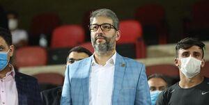 عکس خبري -حميداوي:تيم را راهي اصفهان کرديم /لغو بازي با ذوب آهن جفا در حق شرخودرو است