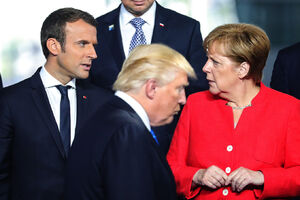 عکس خبري -اروپا نفوذ خود را در خاورميانه از دست داده است/ پايتختهاي اروپايي از ديپلماسي منطقهاي کنار گذاشته شدهاند