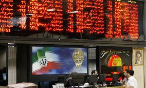 عکس خبري -ارزش معاملات انجام شده در بورس و فرابورس