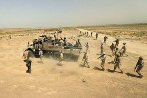 عکس خبري -هلاکت سرکرده داعشي در جديدترين عمليات نيروهاي حشد شعبي
