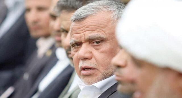 عکس خبري -العامري: سردار سليماني جان خود را در راه آزادسازي عراق فدا کرد