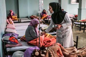 عکس خبري -جزئيات ارائه خدمات به بيخانمانهاي پايتخت