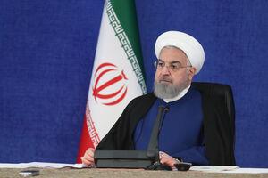 عکس خبري -رئيسجمهور: ايران در پي ساخت و خريد واکسن است اما آمريکاييها کارشکني کردند