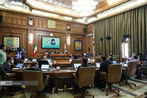 عکس خبري -حضور شهردار تهران در جلسه شوراي شهر