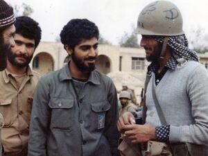 عکس خبري -سردار سليماني چگونه «معمار محور مقاومت» شد؟