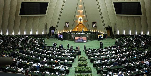 عکس خبري -تخريب مجلس يازدهم به دليل انتخابات رياستجمهوري ????