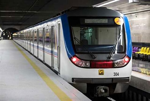 عکس خبري -مشارکت بخش خصوصي در تامين ناوگان مترو