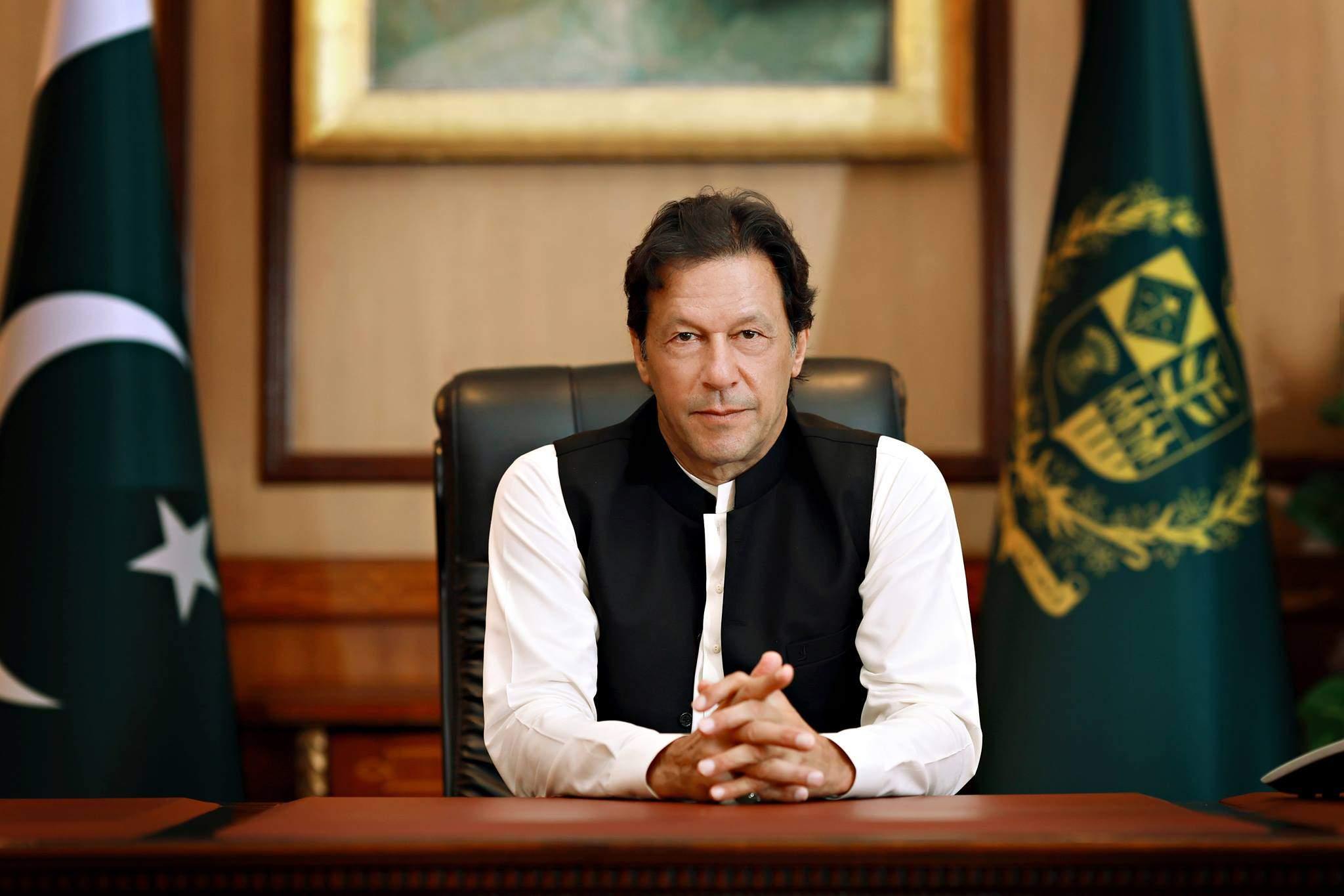 عکس خبري -عمران خان؛ مصمم در اهداف با تغيير راهبرد