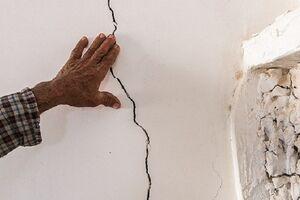 عکس خبري -تخريب ?? تا ?? درصدي ??? واحد مسکوني در زلزله بندرلنگه