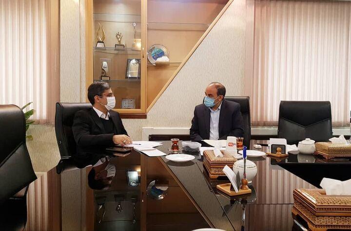 عکس خبري -تعيين تکليف اراضي راکد و محبوس در شهرکها و نواحي صنعتي