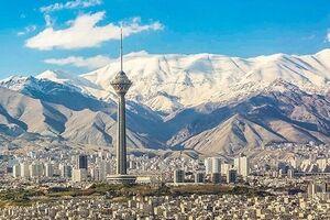 عکس خبري -کيفيت هواي تهران قابل قبول است